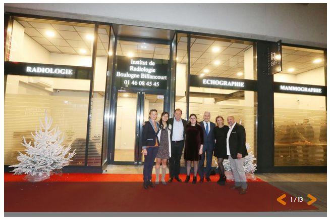 Institut de Radiologie - Centre d'Imagerie Médicale Marcel Sembat (CIMMS) Clipbo77