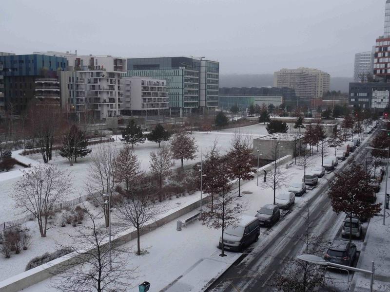 Le quartier sous la neige Dsc07222
