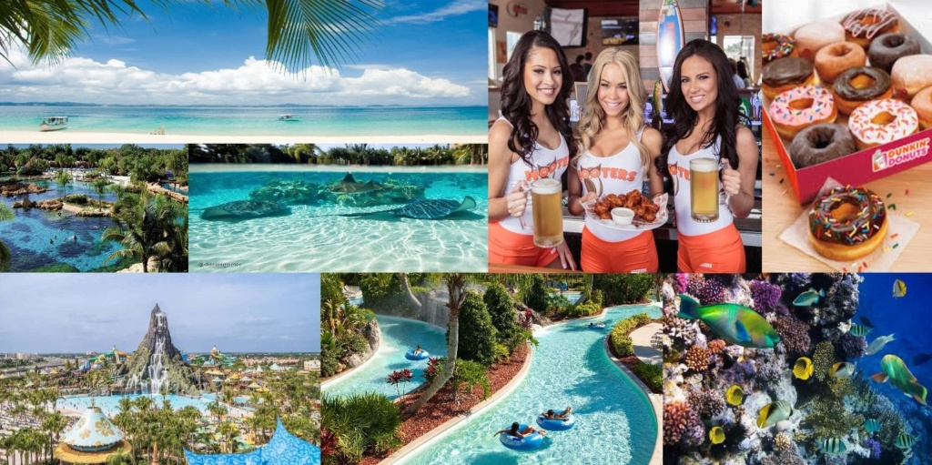 Voyage en Floride 2019