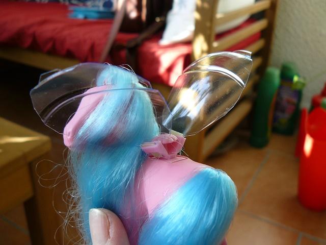 [PHOTOS] Idées d'ailes pour les Flutter Ponies : mes essais ! P1110853