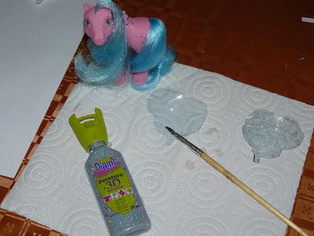 [PHOTOS] Idées d'ailes pour les Flutter Ponies : mes essais ! P1120046