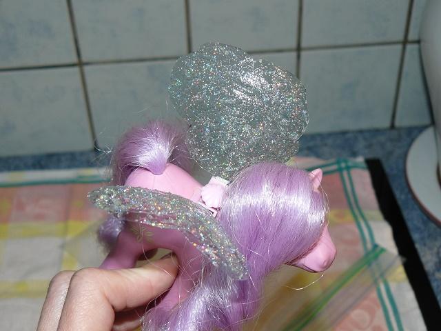 [PHOTOS] Idées d'ailes pour les Flutter Ponies : mes essais ! P1120051