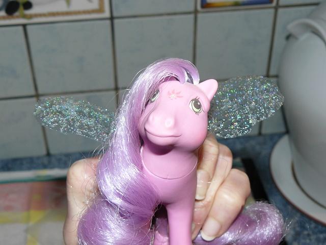 [PHOTOS] Idées d'ailes pour les Flutter Ponies : mes essais ! P1120054