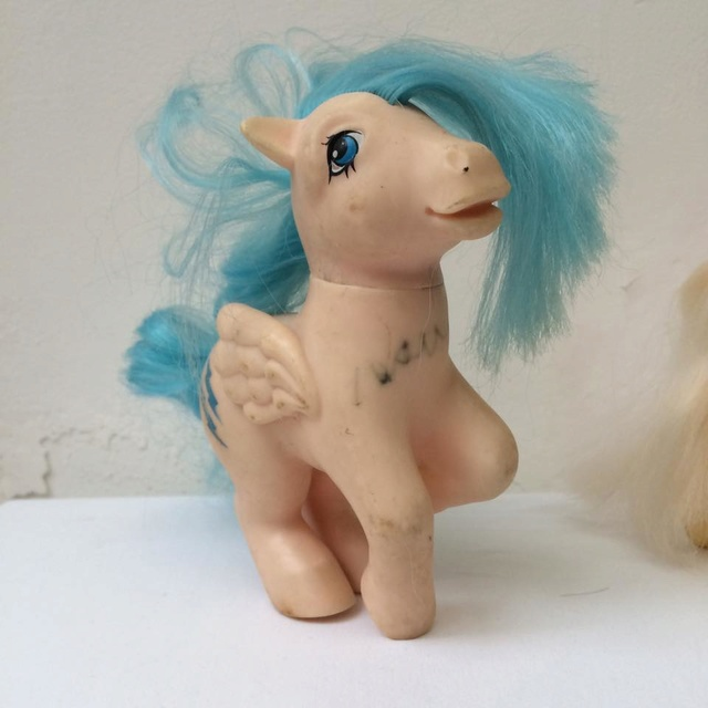 Mes customisations de poneys G1 - Page 2 Ponest13
