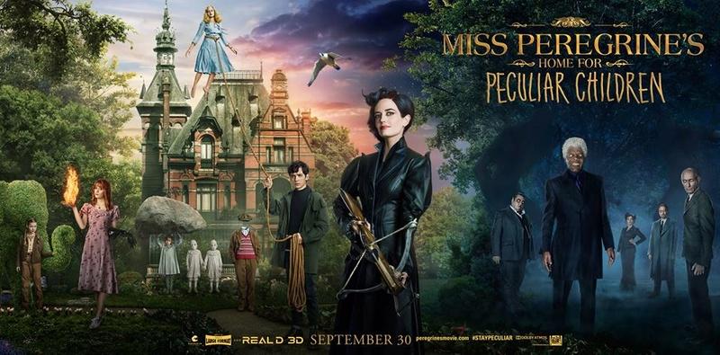 Miss Pregrine-Home for peculiar children 13427810