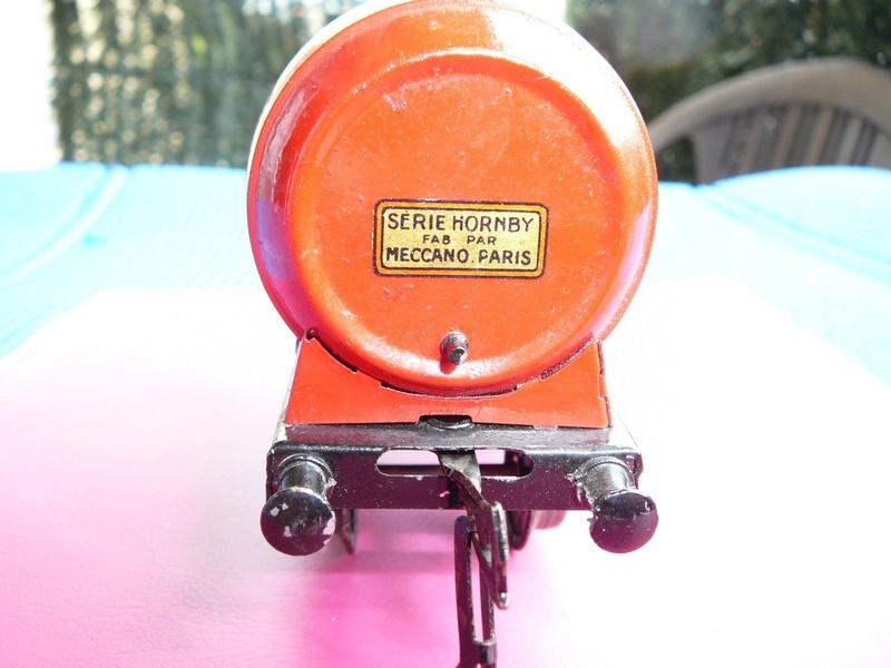 Wagon foudre hornby  Bordea10