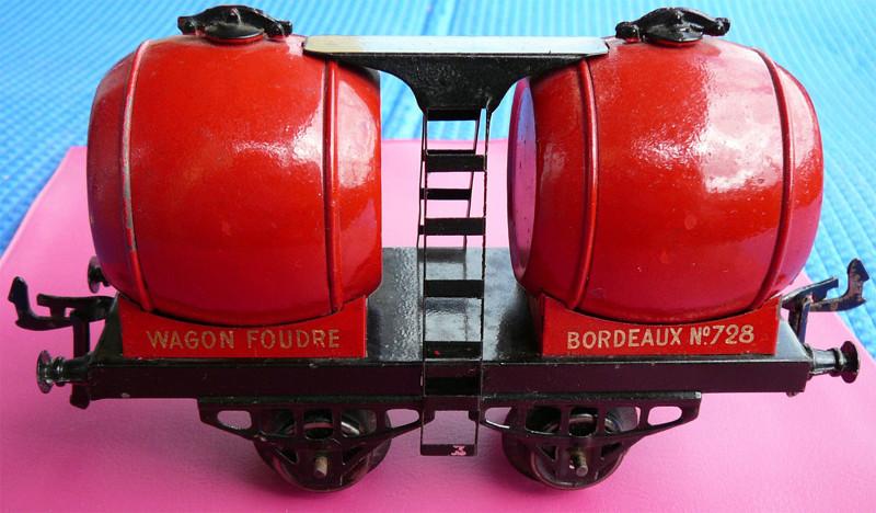 Wagon foudre hornby  Bordea11