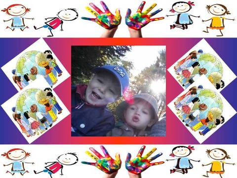 Se relier maintenant entre nous pour rayonner l'Amour - Page 6 Enfant11