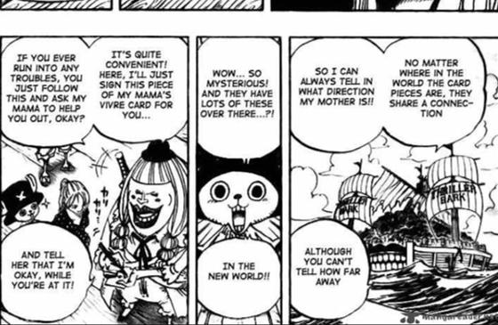 One Piece Manga 847: Spoiler Vivre_11