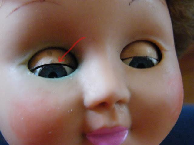 Remettre des cils: tuto Serge poupées/explications nanou Gege_c10