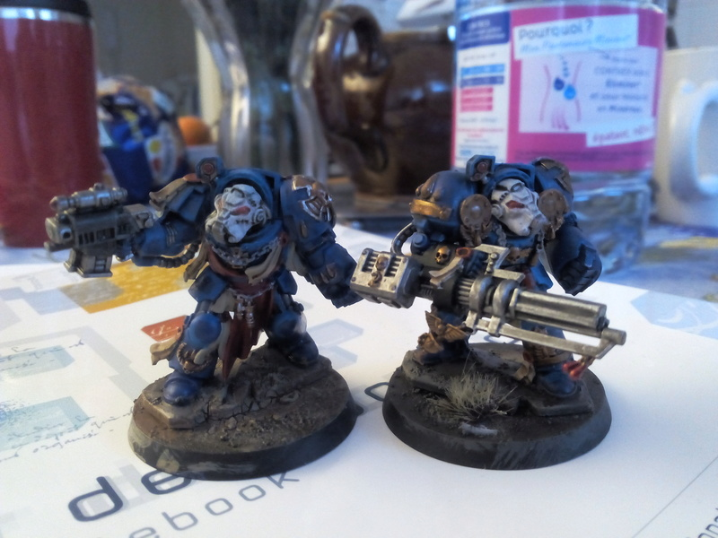 Les Warhawks, Space Marines qui aiment tout cramer - Page 2 Img_2019