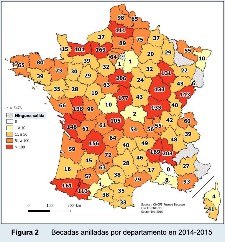 Informe 24 ONCFS-FRANCE de Octubre 2015 Figura11
