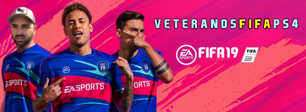 VETERANOS FIFA PS4