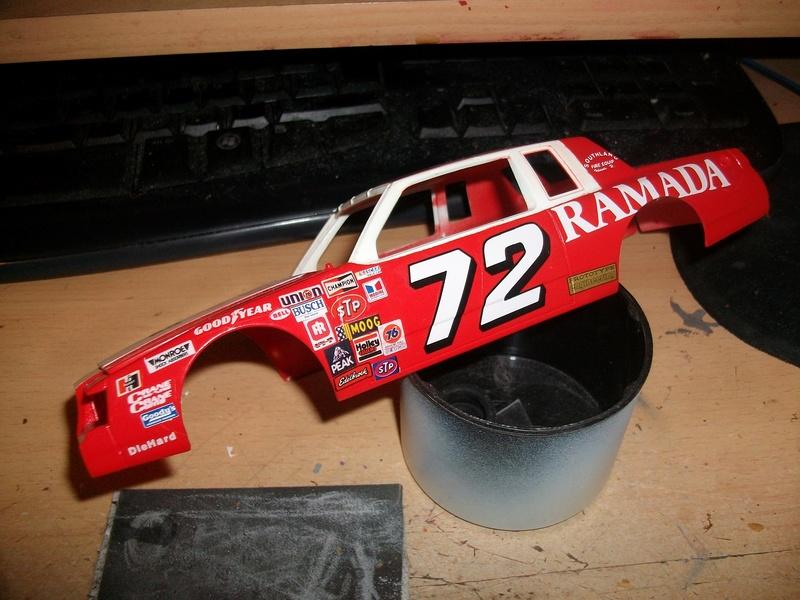 NASCAR BUICK RAMADA #72 Rusty Wallace '82 Imgp1412