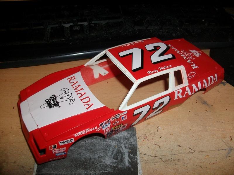 NASCAR BUICK RAMADA #72 Rusty Wallace '82 Imgp1413