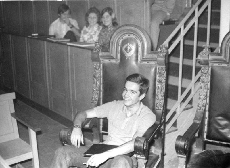 Fisiología, Junio 1971.- Fotos de Luis Oppenheimer.- Sugerencia de Rosa Suñol Oppenh16
