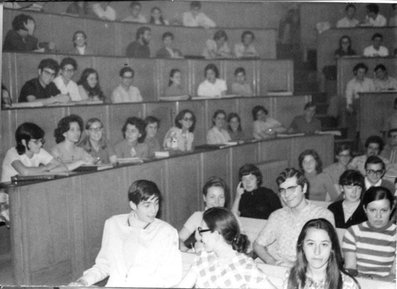 Fisiología, Junio 1971.- Fotos de Luis Oppenheimer.- Sugerencia de Rosa Suñol Oppenh17