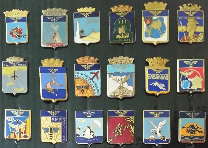 Collection Insignes Aéronavale 110
