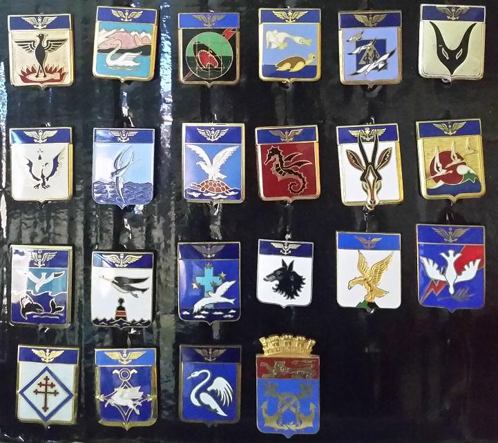 Collection Insignes Aéronavale 210