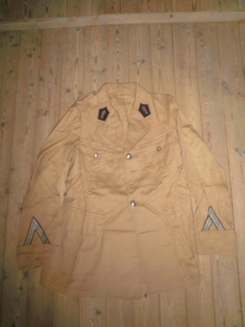 Vestes Gendarmerie différentes époques P6300010