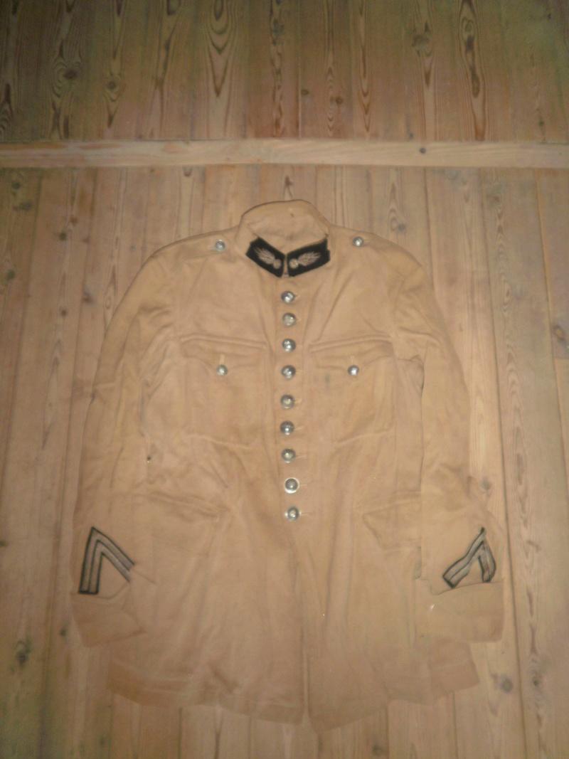 Vestes Gendarmerie différentes époques P6300011