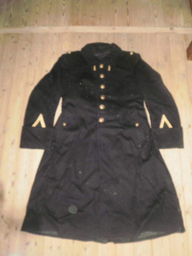Vestes Gendarmerie différentes époques P6300018
