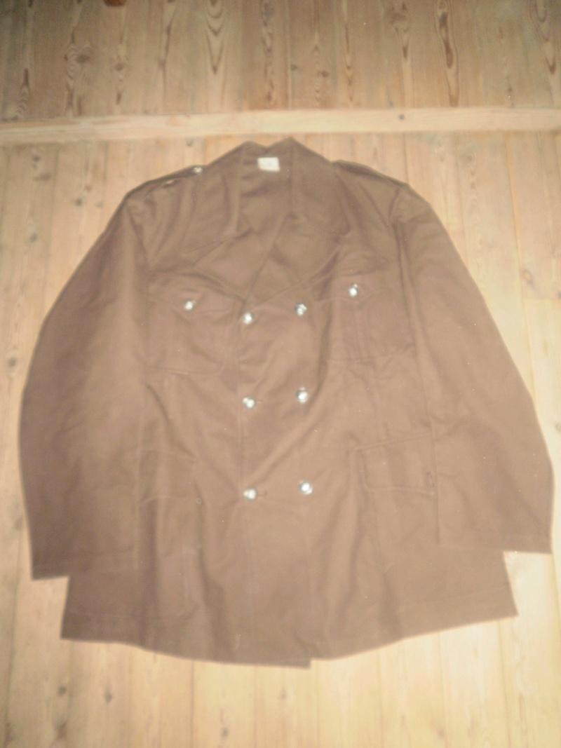 Vestes Gendarmerie différentes époques P7010011
