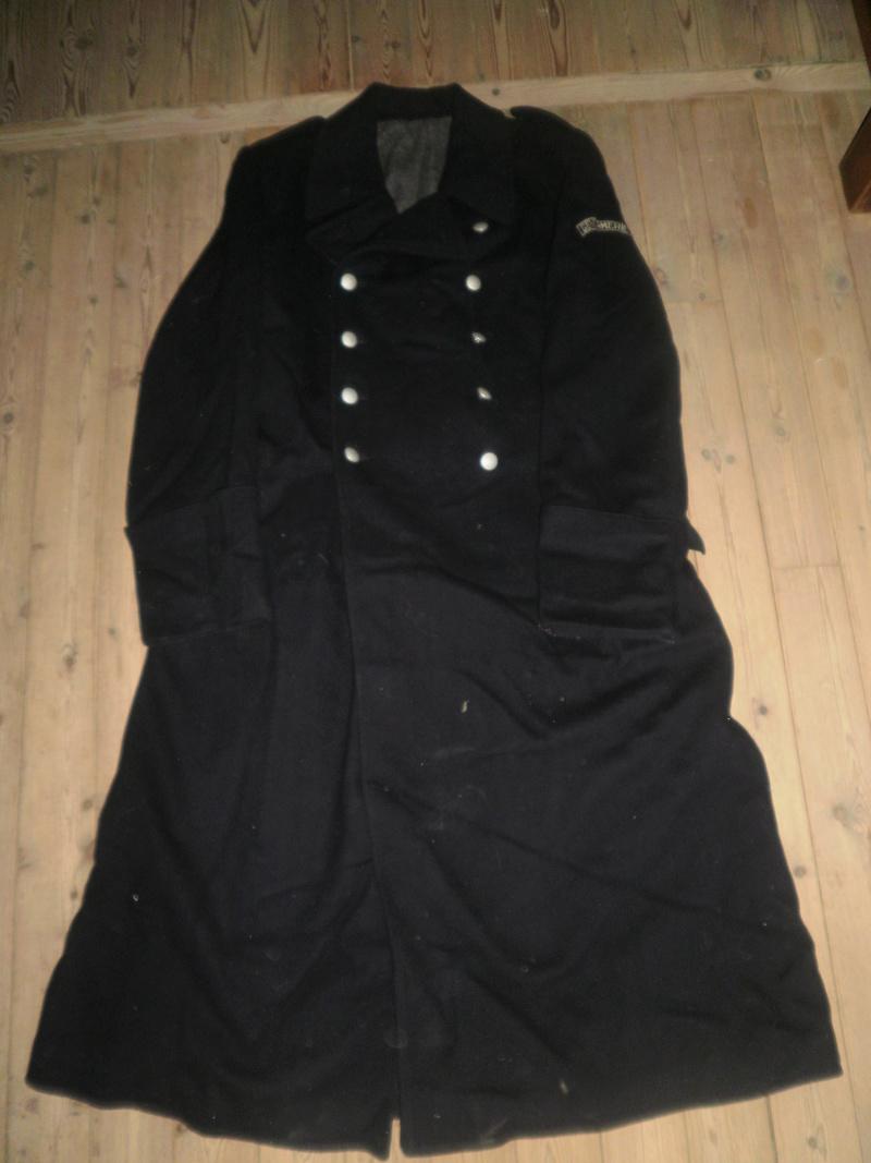 Vestes Gendarmerie différentes époques P7010012