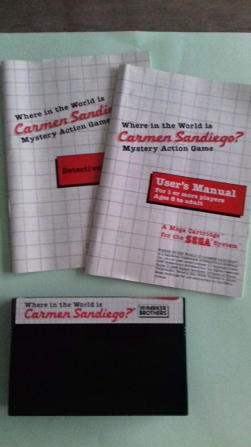 jeux master system Wcs110