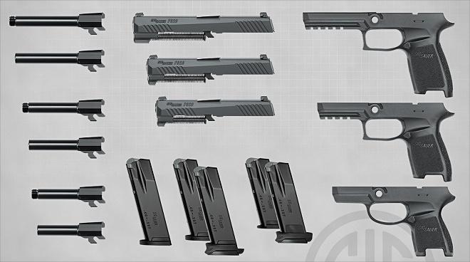 SIG P320 remplacera le Beretta M9 de l'US Army 3ac36610