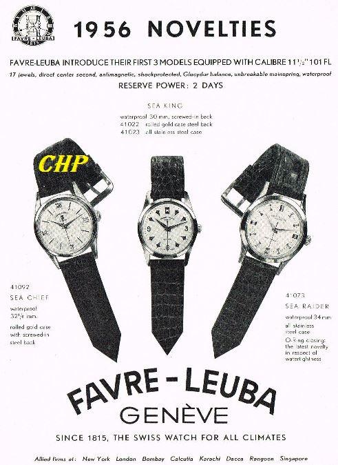 FAVRE-LEUBA Bivouac Fl_19510