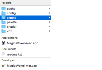 Voxeling (1): The Filesystem Export10