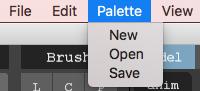 Voxeling (2.1): Navigating the UI Palett11