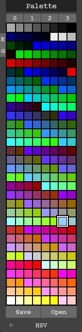 Voxeling (2.1): Navigating the UI Palett12