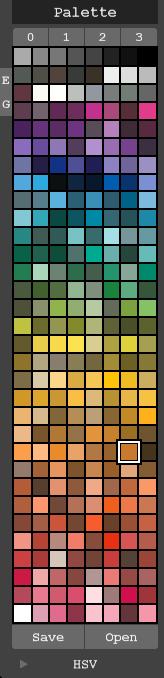 Voxeling (2.1): Navigating the UI Palett13