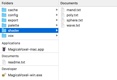Voxeling (1): The Filesystem Shader10