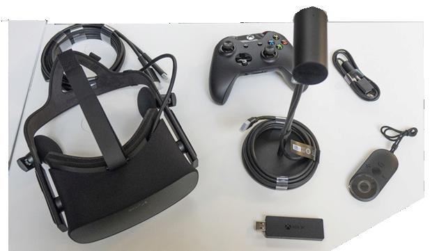 PS VR, Oculus, Vive, Virtual Box, etc.... Test-o12