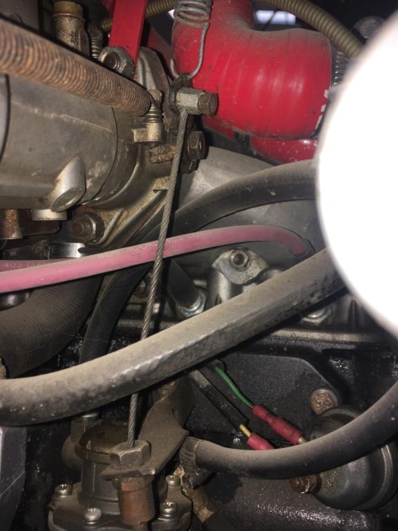 Commande accélérateur pipe 1 weber  6b577d10