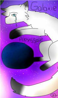 Galaxie Abyssale || Gardienne || Attraper le vent et courir après une ombre ~ ||  Vava_g11