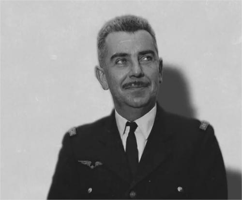 Décès du GAL Roland Glavany, pilote d'essais 32440310
