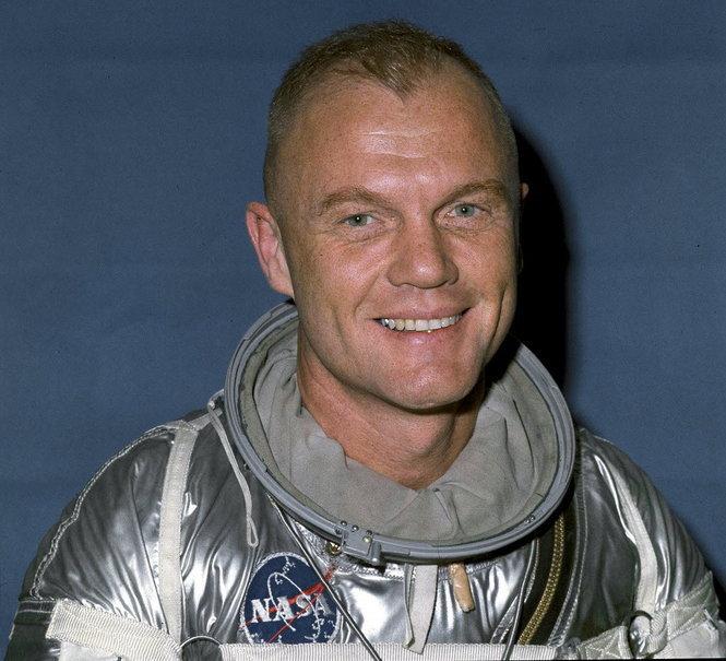 Décès de John Glenn, premier Américain dans l'espace 44444410