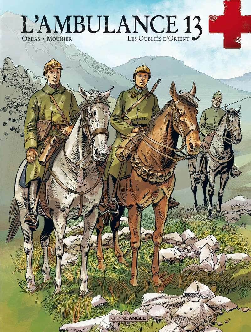 La Première Guerre mondiale - Page 3 910f7710