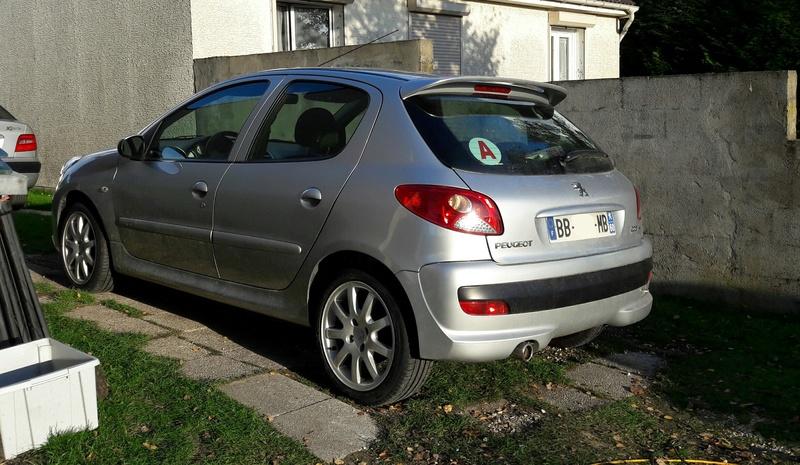 [Yogui60] Ma premiére voiture, une 206+ 1.4 HDi FAP - Page 2 Picsar10