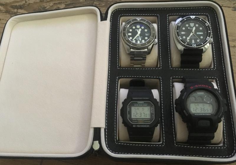 [SUJET UNIQUE] écrin, boîte ou coffret pour ranger les montres... tome II Img_0113