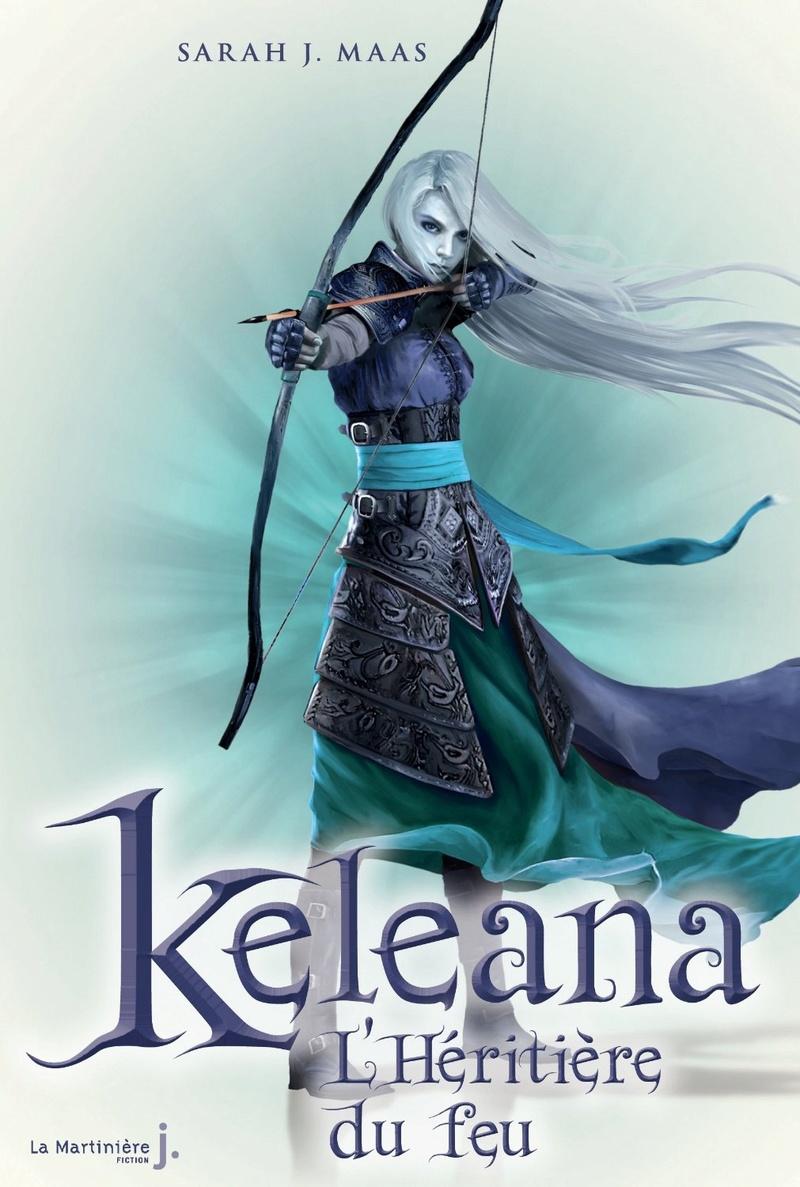 Keleana l'assassineuse / Sarah.J.Maas Dycemb10