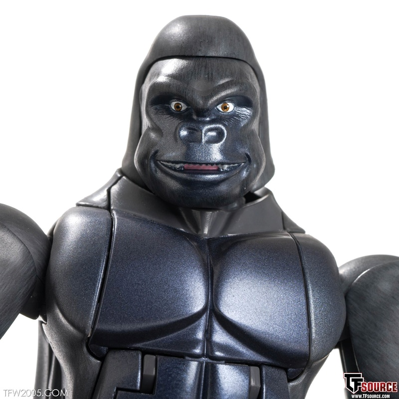[Masterpiece] MP-32, MP-38 Optimus Primal et MP-38+ Burning Convoy (Beast Wars) - Page 3 Master13