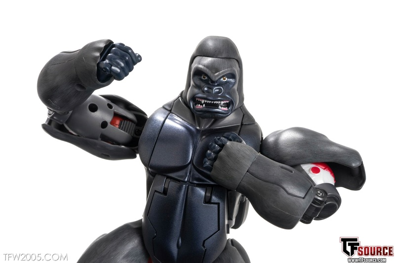 [Masterpiece] MP-32, MP-38 Optimus Primal et MP-38+ Burning Convoy (Beast Wars) - Page 3 Master17