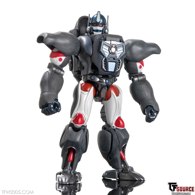 [Masterpiece] MP-32, MP-38 Optimus Primal et MP-38+ Burning Convoy (Beast Wars) - Page 3 Master18