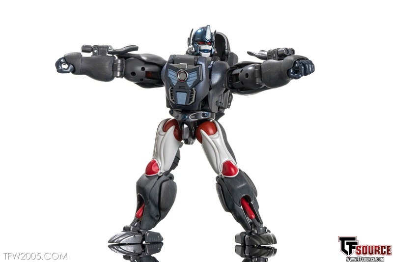 [Masterpiece] MP-32, MP-38 Optimus Primal et MP-38+ Burning Convoy (Beast Wars) - Page 3 Master19