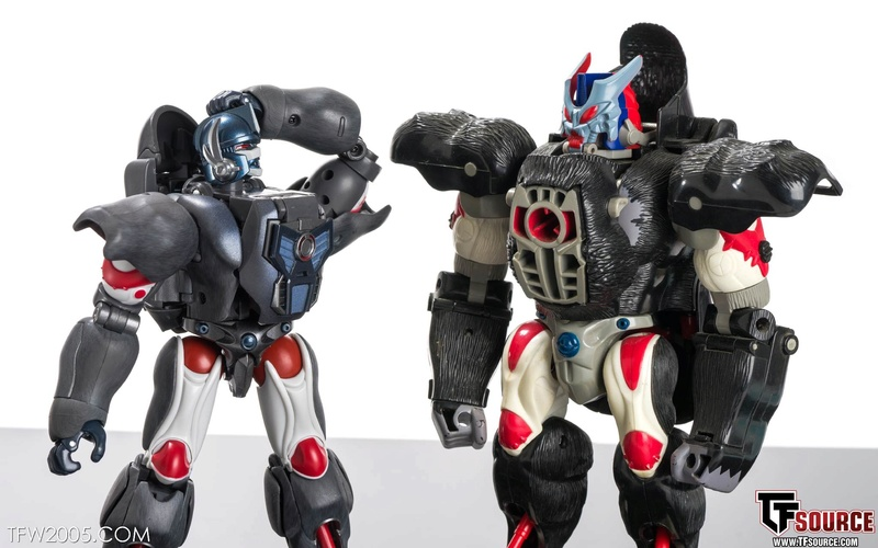 [Masterpiece] MP-32, MP-38 Optimus Primal et MP-38+ Burning Convoy (Beast Wars) - Page 3 Master29
